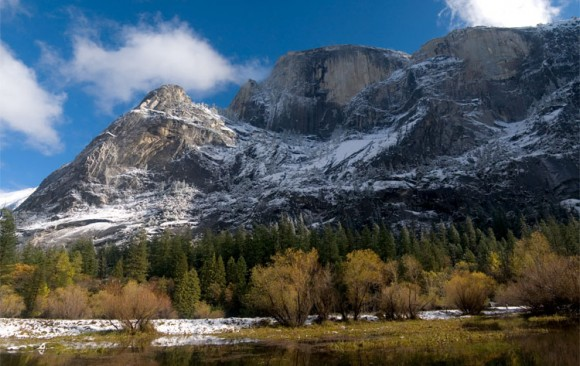 Yosemite Valley - Halfdome