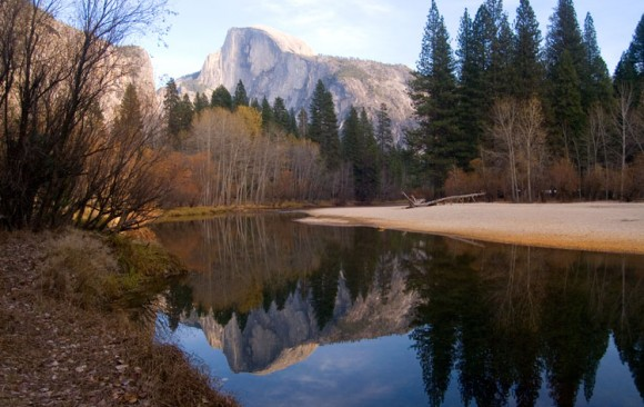 Yosemite Valley - Halfdome